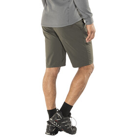 Haglöfs Mid Solid - Shorts Homme - gris
